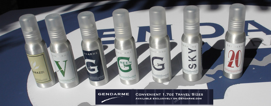 Gendarme Travel Sizes
