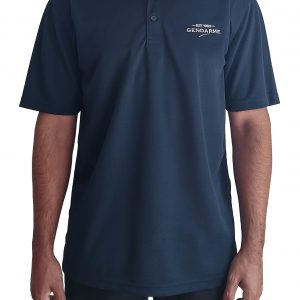 Navy Gendarme Polo Shirt