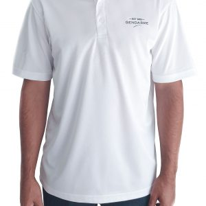 White Gendarme Polo Shirt